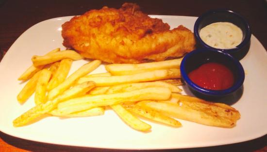 Fish n chips picture of red lobster west palm beach for Red lobster fish and chips