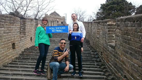 China Great Wall Tours Guide Expert-Day Tour
