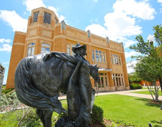 Fort Worth, TX: National Cowgirl Museum and Hall of Fame