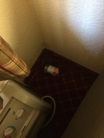Extended Stay America - Washington, D.C. - Sterling - Dulles: Soup can from the last guest