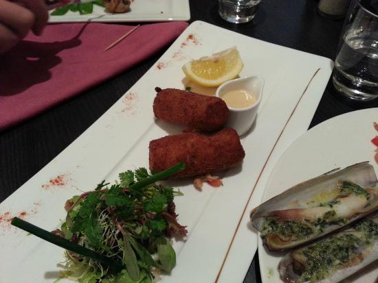 croquettes de crevettes photo de quai 38 lille tripadvisor. Black Bedroom Furniture Sets. Home Design Ideas