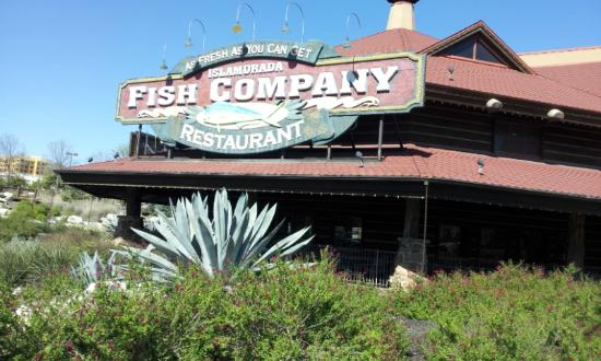 Exterior of islamorada fish company san antonio picture for Fish store san francisco