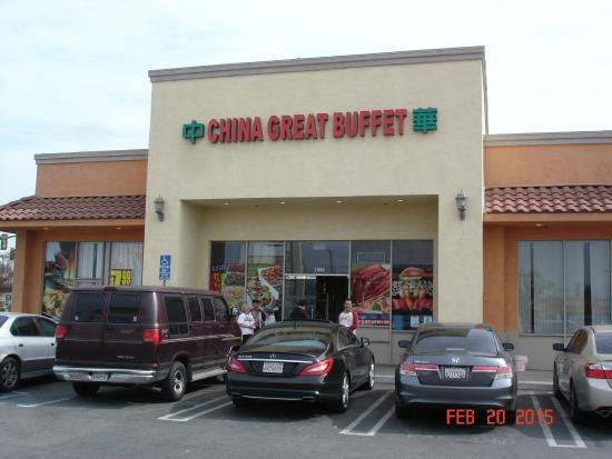 China great buffet el monte reviews restaurant