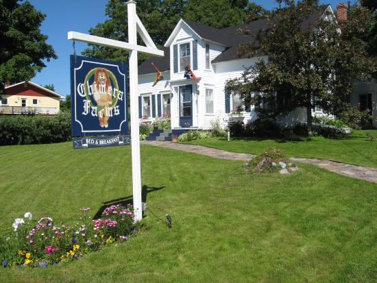 Chimera Farms Bed and Breakfast