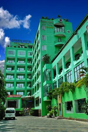 Green Hotel Nhatrang