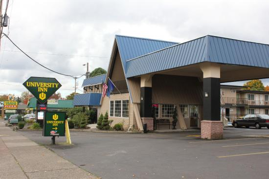 Photo of University Inn & Suites Eugene