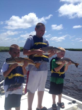 Picture of north myrtle beach fishing for Fishing charters myrtle beach