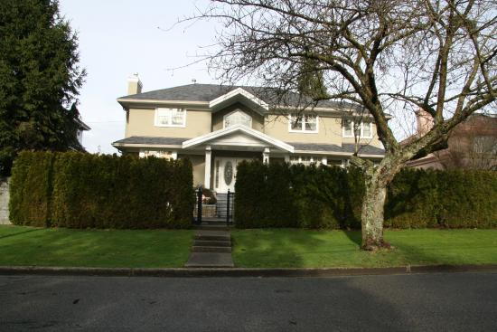 Vancouver Traveller (Traveler) Bed and Breakfast