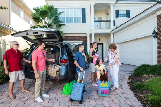 A vacation in Kissimmee offers fun for the entire family.