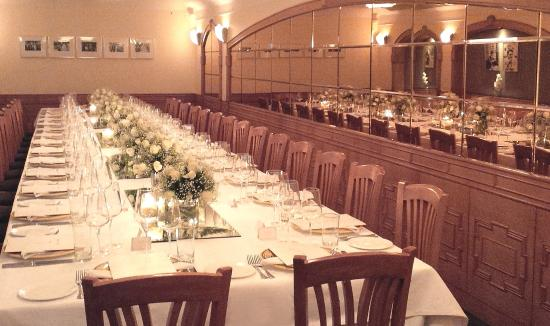 Interior Dining Room Event Imperial Table - Picture of ...