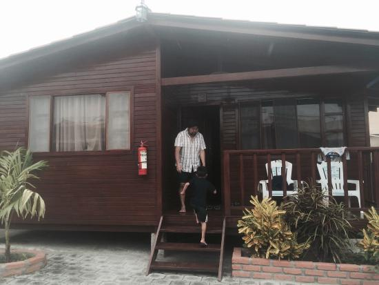 Puerto Villamil, Ισημερινός: The private cabins are sooo clean and roomy