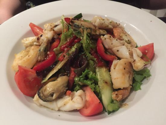 Mussel Salads on Pinterest | Mussels, Seafood salad and Mussel recipes ...