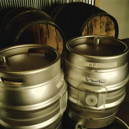 Bellville, TX: Casks of Troilus by Huff Brewing Company