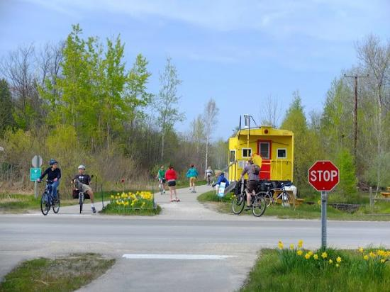 Traverse Area Recreation and Transportation Trails