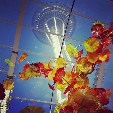 Worth The Price To See Picture Of Chihuly Garden And Glass Seattle Tripadvisor