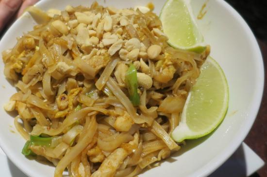 Rice Noodles With Bean Sprouts Rice Noodles Bean Sprouts