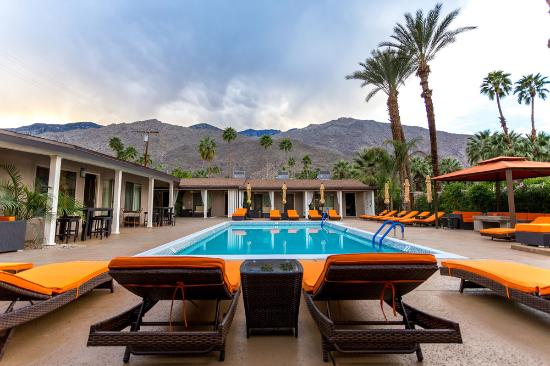 Photo of Queen of Hearts Resort Palm Springs
