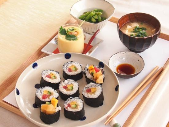 Japanese Home Cooking Class Yurico