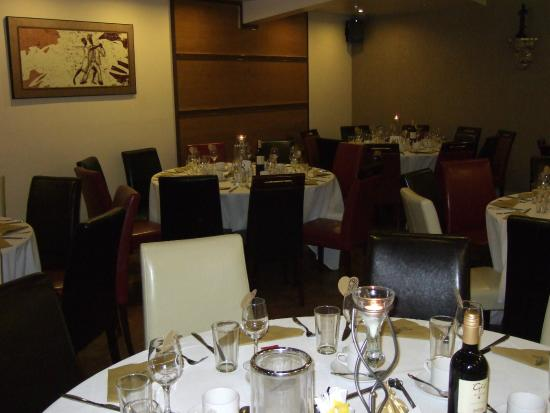 The Metro Southport Function Room