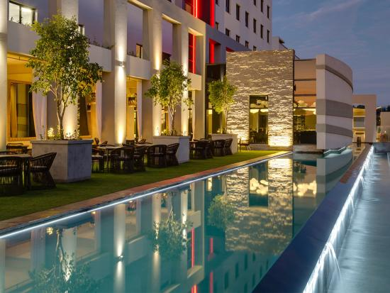 Swimming pool and exterior picture of protea hotel fire ice menlyn pretoria tripadvisor Swimming pool maintenance pretoria