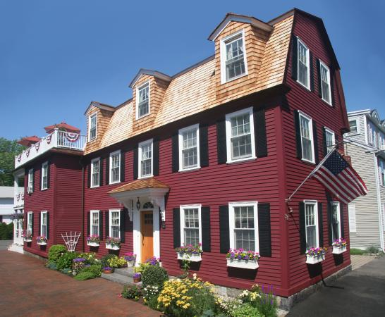 Bed And Breakfast Salem Ma Near House A Seven Gables