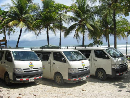 Sunset and Waves Tropical Tours