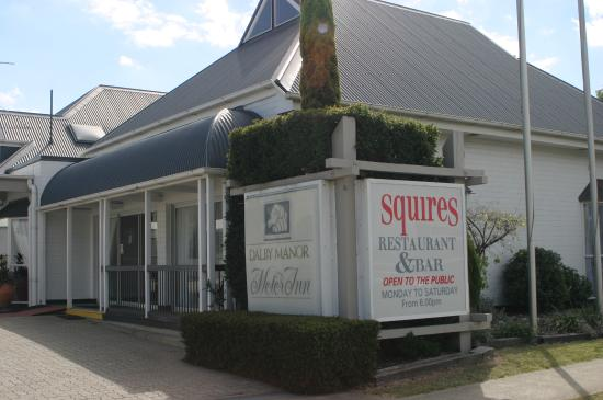 Dalby, Αυστραλία: Squires Restaurant