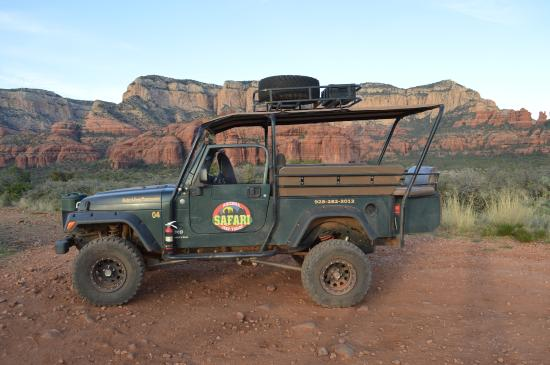 Safari Jeep Tours Sedona Images