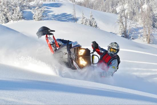Travelers Snowmobile Rentals
