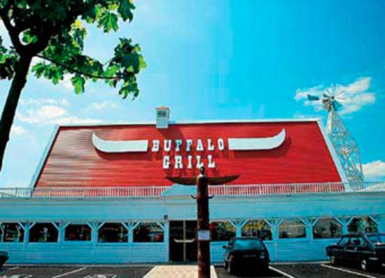 Buffalo grill petite foret rue jules boussingault - Buffalo grill accepte les cheques vacances ...