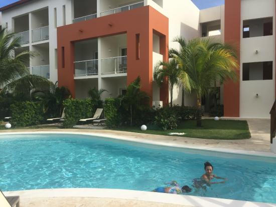 Pool At Garden Section Picture Of Now Larimar Punta Cana Bavaro Tripadvisor