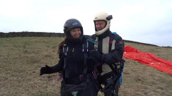 Manx Paragliding School - Day Classes