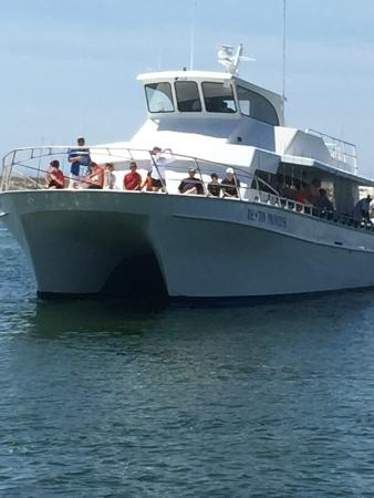 The princess boat picture of destin princess party boat for Party boat fishing destin fl