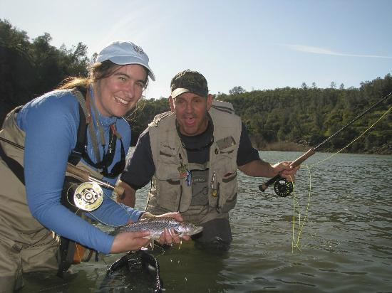 Such a great day on the yuba river picture of napa for Napa river fishing