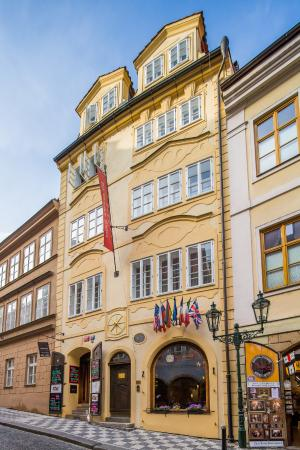 Photo of Hotel The Golden Wheel (U Zlateho Kola) Prague