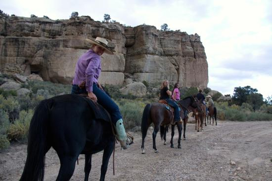 Rising DT Ranch Horse Tours