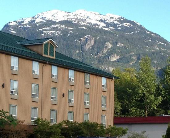 BEST WESTERN Mountain Retreat Hotel