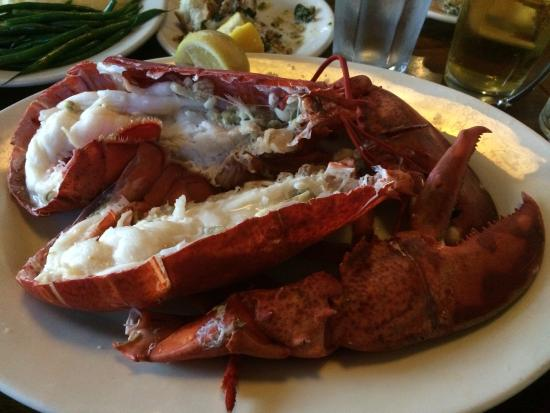 Lobster it was 2 5 pounds at least before i devoured for The fish market atlanta