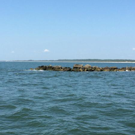 Inlet view form the boat picture of calabash fishing for Calabash fishing fleet