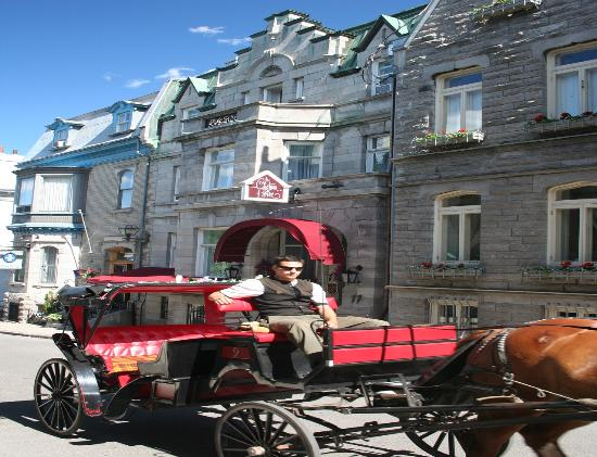 Photo of Le Chateau de Pierre Quebec City