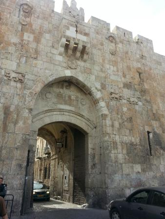 Lion S Gate I Ll Attach Tunnel Pics Shortly Picture Of The Western Wall Tunnels