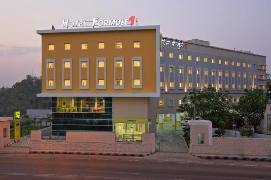 Accenture vacation review of hotel formule1 pune pimpri for Booking formule 1 hotel