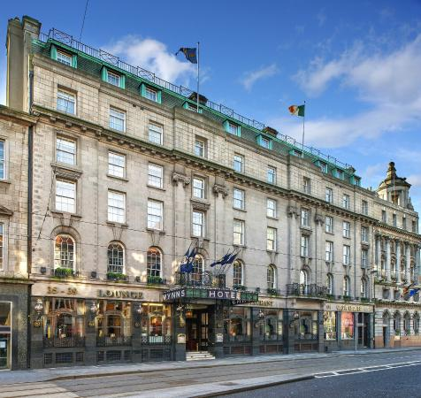 Star Hotels In Dublin