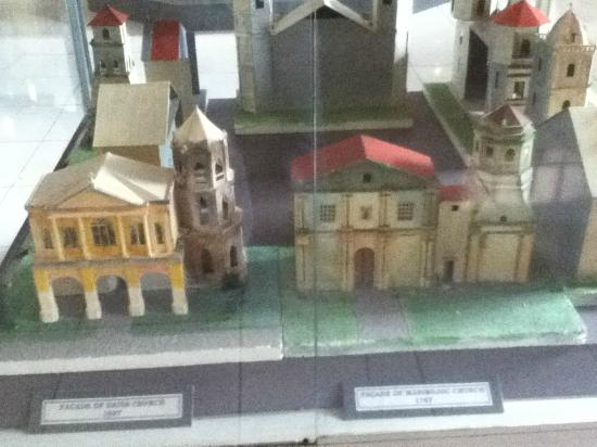 Bohol National Museum: Churches in Bohol