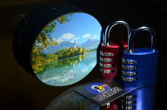 Room Escape Bled Lockless