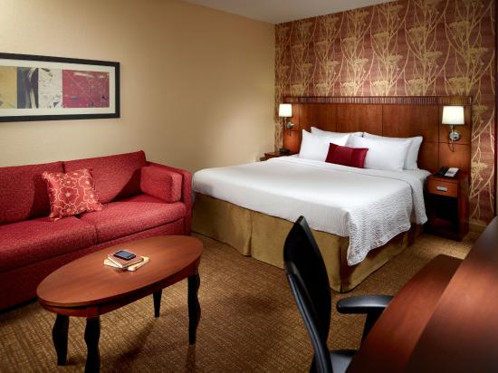 Courtyard by Marriott Atlanta by Marriott Executive Park/Emory