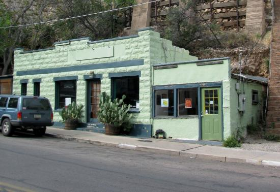 Ana S Seasonal Kitchen Bisbee Az