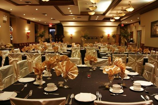 Hawkesbury, Καναδάς: perfect place for your weddind night
