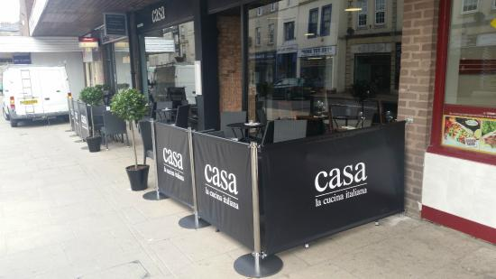 Casa la cucina italiana melksham restaurant reviews - La casa italiana ...