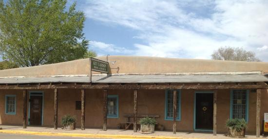 Sign Picture Of Kit Carson Home Museum Taos Tripadvisor